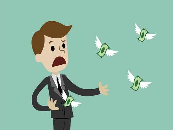 Bị mất tiền là điềm gì? Tốt hay xấu?