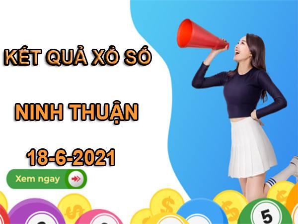 Phân tích sổ xố Ninh Thuận thứ 6 ngày 18/6/2021