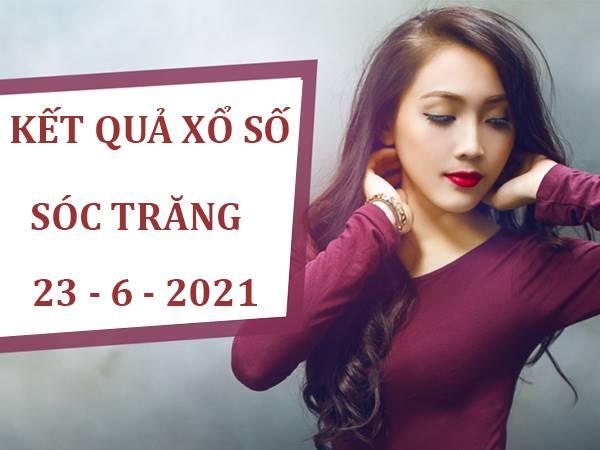 Phân tích KQXS Sóc Trăng thứ 4 ngày 23/6/2021