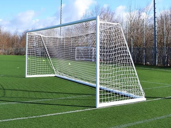 Khung thành bóng đá bao nhiêu mét? Kích thước tiêu chuẩn