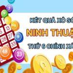 Phân tích XSNT 23/7/2021 chốt số Ninh Thuận cùng cao thủ