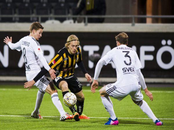 Soi kèo Kalmar vs Hacken, 00h00 ngày 13/7 - VĐQG Thụy Điển