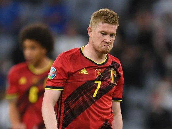 Tin bóng đá trưa 3/7: De Bruyne chỉ ra 2 lý do khiến Bỉ thua trận