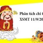 Phân tích chi tiết XSMT 11/9/2021 hôm nay