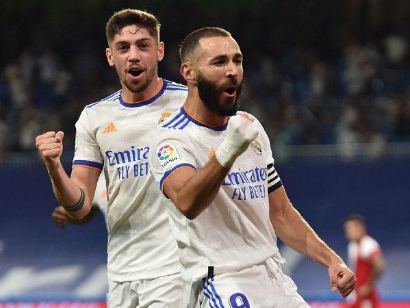 Tin Real Madrid 13/9: Hattrick của Benzema đưa Real lên đỉnh La Liga